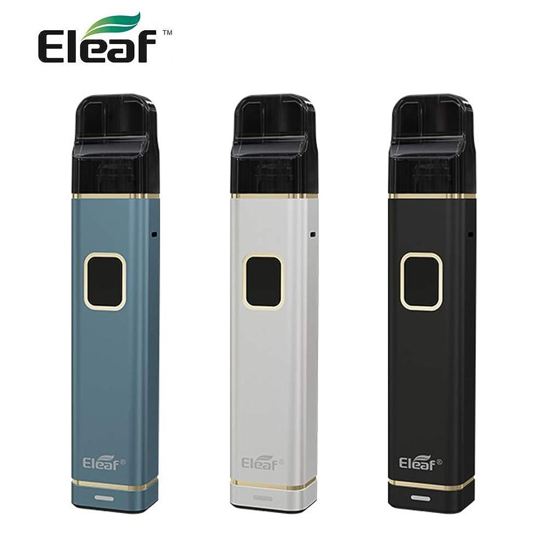 投票スリチンモイ混乱させる正規品 Eleaf iTap Kit/Vape 電子タバコ【ポッドシステムデバイス】30W 800mAh内蔵バッテリー 2ml容量ポッドフィット GS Air Sコイル,Sliver