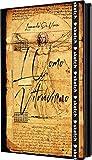 Sketch Notizbuch - Hardcover-Sketchbook, liniert - Ideal als Tagebuch, Skizzenbuch, Bullet Journal - Für Kinder & Erwachsene - Geschenke für Geburtstag & Weihnachten - 13,5 x 21 cm, 192 Seiten