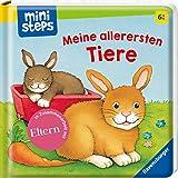 Meine allerersten Tiere Ministeps Kinder-Lehrbuch