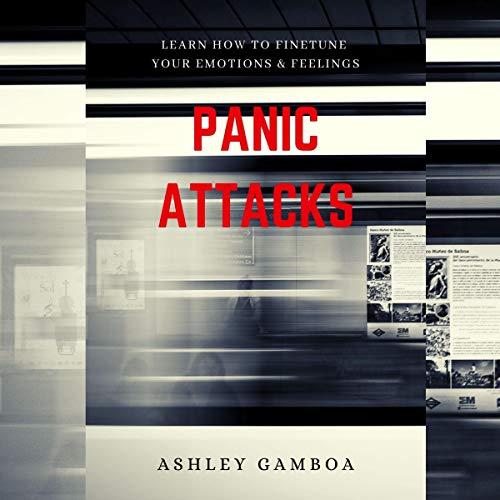 Panic Attacks audiobook cover art
