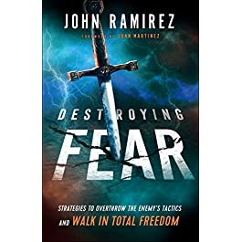 Destroying Fear: Strategies to Overthrow the Enemy's Tactics and Walk in Total Freedom (English Edition)