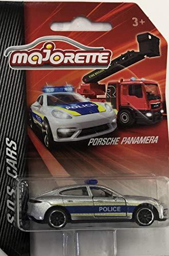 Majorette 212057181 - S.O.S. CARS, Porsche …