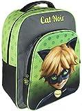 Cerdá MOCHILA ESCOLAR 3D LADY BUG CAT NOIR