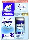 Aptamil  Pronutra ADVANCE PRE 2x90ml, Anfangsmilch von Geburt an, trinkfertig (6 x...