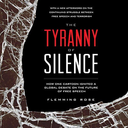 The Tyranny of Silence audiobook cover art
