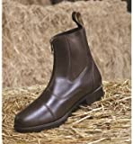 Mark Todd Toddy Zip Jodhpur Boots Adult