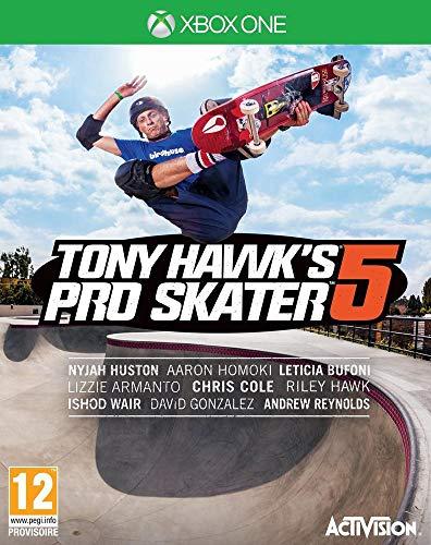 Tony Hawk Pro Skater 5 : Xbox One , FR