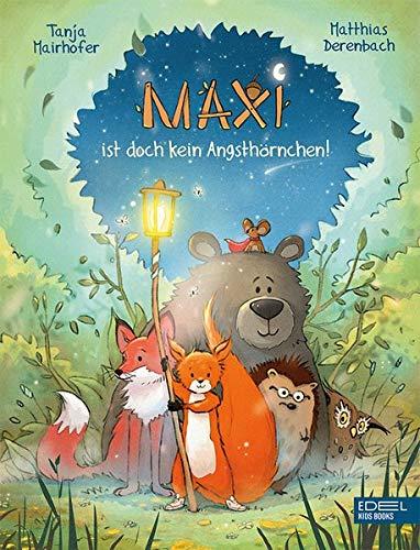 Maxi ist doch kein Angsthörnchen!