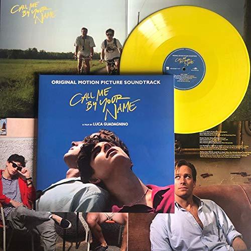 Call Me By Your Name [OST] [Yellow Vinyl] [2018 Amoeba/Newbury Comics Exclusive] (LP)