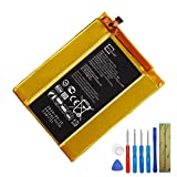 New Replacement Li-Polymer Battery Li3934t44P8h876744 Compatible with ZTE Z981 Z988 Z983 MetroPCS ZMax Pro Cricket Grand X Max 2