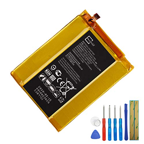 New Replacement Li-Polymer Battery Li3934t44P8h876744 Compatible with ZTE Z981 Z988 Z983 MetroPCS ZMax Pro Cricket Grand X Max 2