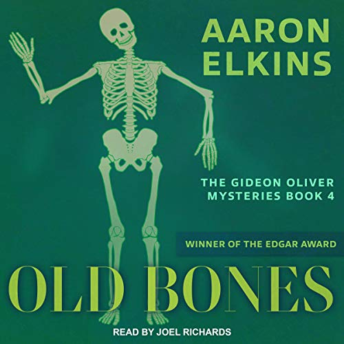 Old Bones  By  cover art