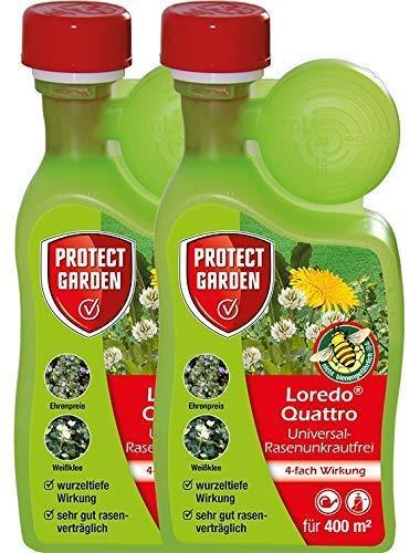 PROTECT GARDEN Universal-Rasen Unkrautfrei Loredo Quattro - 800ml
