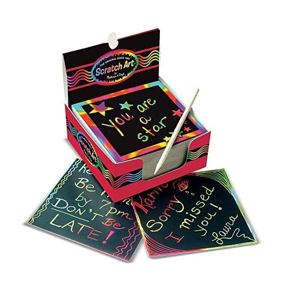 Melissa-Doug-Scratch-Art-Box-of-Rainbow-Mini-Notes