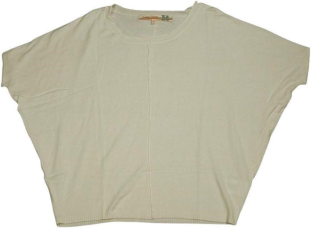 Vintage Havana - Big Girls' Short Sleeve Sweater