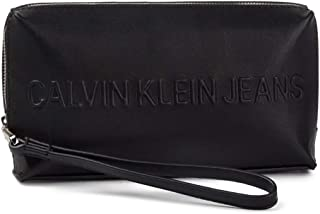 Calvin Klein Wristlet for Women-Black