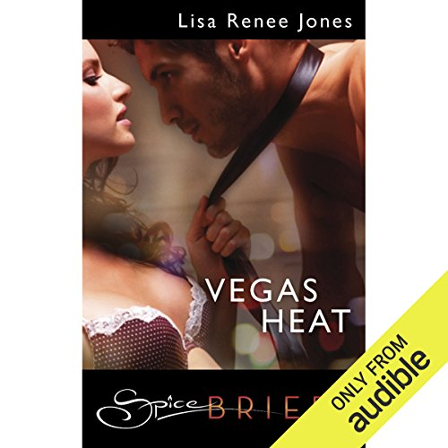 Vegas Heat audiobook cover art