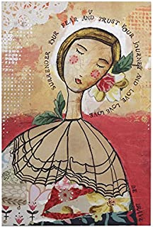DEMDACO Kelly Rae Roberts Love Wall Art-8x12