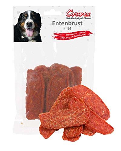 Un. Corwex Hundesnack Entenbrust getrocknet (12 x 70 g)