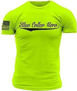 ACAL - Blue Collar Hero Men's T-Shirt