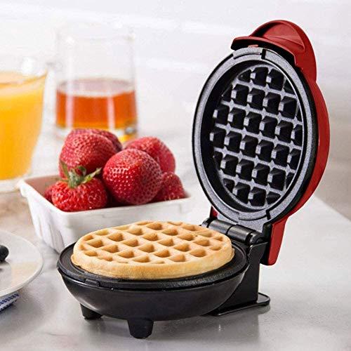 Waffle máquina 2020 mini desayuno plancha de gofres panqueques horno Práctica Legal plug-in para hornear pan eléctrico 18 * 8,8 * 14,5 Cm
