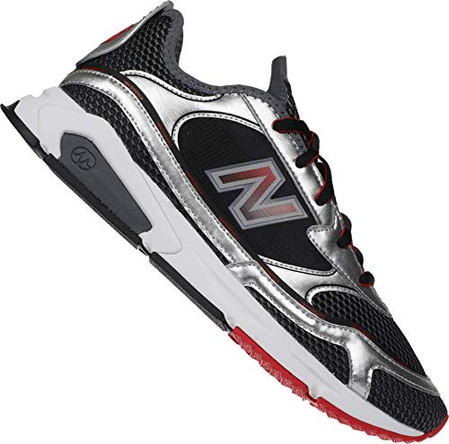 New Balance X-Racer Black/Silver Metallic 11.5
