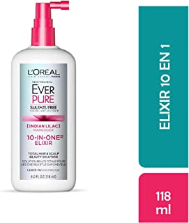 L'Oréal Paris EverPure Sulfate Free 10-In-1 Elixir, 4 fl. oz.