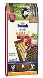 bosch HPC Adult | con Cordero y Arroz | Comida seca para perros adultos de todas las razas | 15 kg