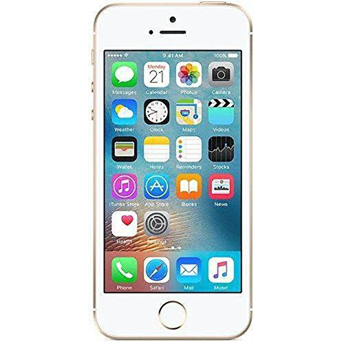 Apple iPhone SE 64GB - Oro - Desbloqueado (Reacondicionado)