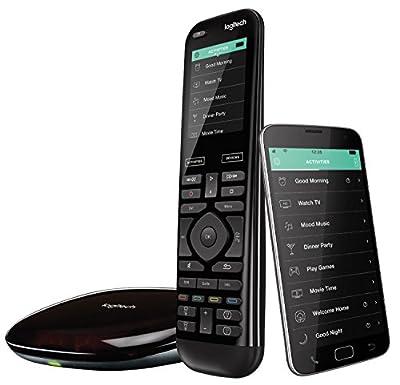 Logitech Harmony Elite All in One Remote Control, Universal Remote, Programmable Remote