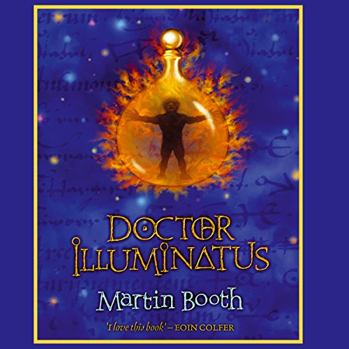 Doctor Illuminatus audiobook cover art