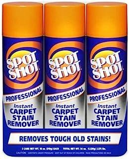 Spot Shot Professional Carpet Stain Remover - 3/18 oz.