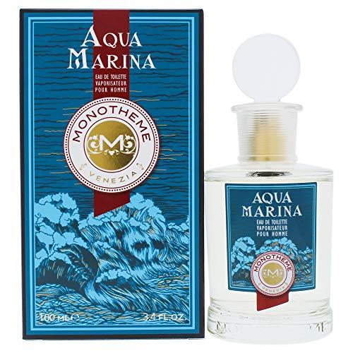 Monotheme Acqua marina pour homme, homme/man, Eau de Toilette, 100 ml
