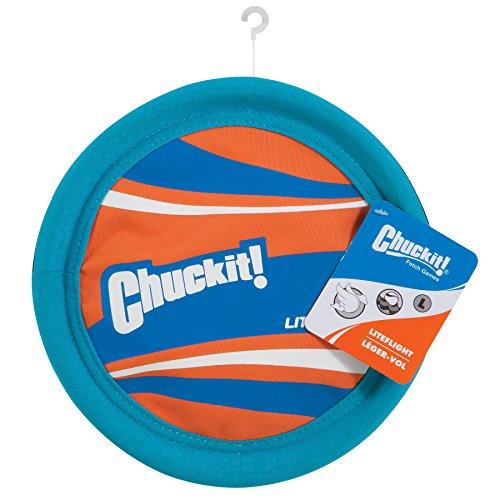 ChuckIt! Lite Flight Dog Toy, Large (10 Inch)