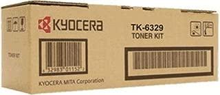Kyocera 1T02NK0CS0 Model TK-6329 Black Toner Cartridge For use with Kyocera TASKalfa 4002i, 4003i, 5002i, 5003i, 6002i and 6003i A3 Black & White Multifunctionals