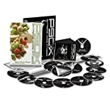 Beachbody P90x Basic - DVD+R, Color Negro