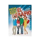 High School Musical 2 3 Puzzles Personalizado Imagen Puzzle para Adultos Adolescentes Niños Niñas Blanco 500pcs