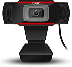 HD Manual Focus Camera 5 Megapixel 1080P Video Call Available Pro Streaming Web Camera with Microphone, Widescreen USB Computer Camera for PC Mac Laptop Desktop Video Calling Conferencing Recording