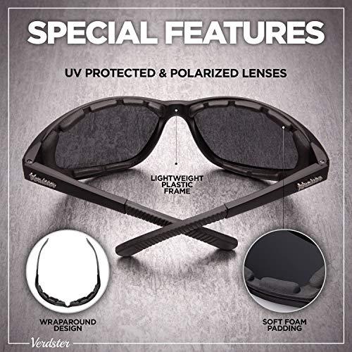 Verdster Airdam 2020 Polarized Sunglasses For Men