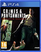 Crimes & Punishments Sherlock Holmes PS4