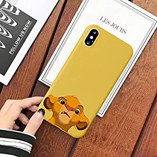 VERONIQUE-Fitted Cases - Cute The Lion King 2019 Simba Nala Silicone Phone Case Cover for for IPhone X 7 8 6s Plus XS MAX ...