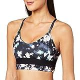 Nike Womens Indy Training Light Support Sports Bra (Black(cj1387-010)/Black, X-Small)