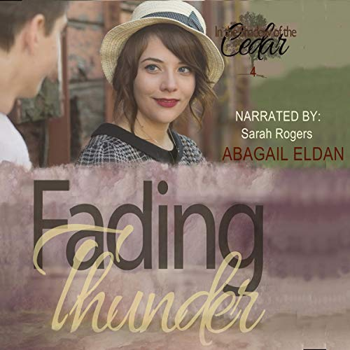 Fading Thunder audiobook cover art