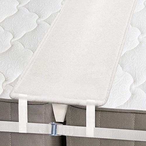 Bed Bridge Twin to King Converter Kit - Bed Gap Filler to Make Twin Beds Into King Connector - Twin Bed Connector King Maker & Mattress Connector for Guests Stayovers & Family Gatherings