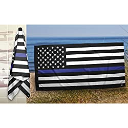 This retirement gift ideas for police officers lets everyone know his true colors.