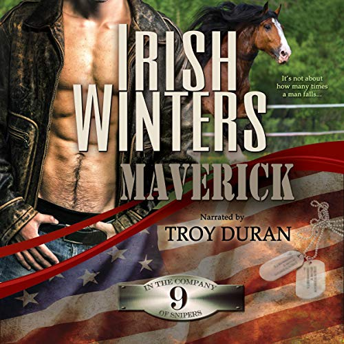Maverick audiobook cover art