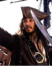 Johnny Depp Autographed 11x14 Pirates Of The Caribbean Photo AFTAL UACC RD COA
