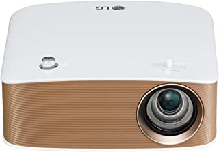 LED Projector with Embedded Battery and Bluetooth 30000 Hour LED Lamp Life