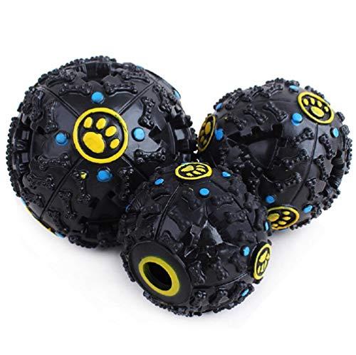 3 stuks, alle dieren van de bal piepende speelgoed kindje kattenvoer