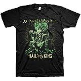 Avenged Sevenfold Men's En Vie T-Shirt XX-Large Black